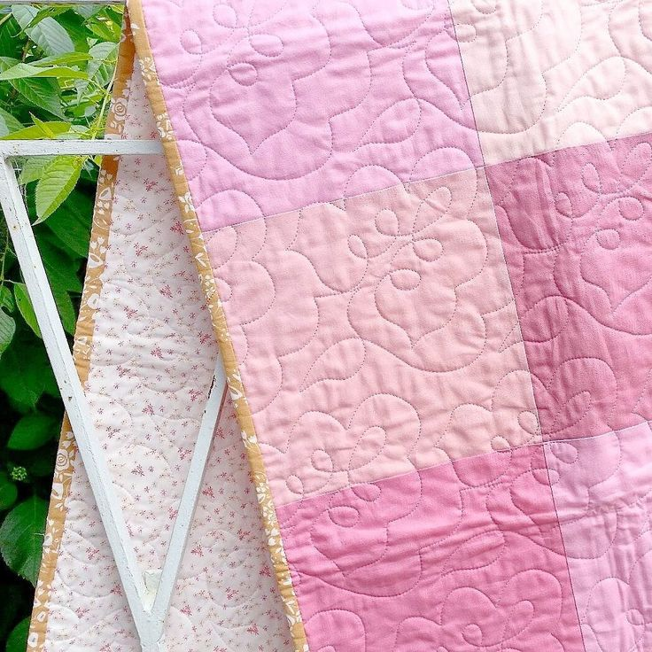{ c l e a r a n c e }  excited to share the latest addition to the clearance items my #etsy shop: ALL THE PINKS throw or cot quilt 25% off with the code WRAPITUP means you can pop this quilt under your Christmas tree for only $112.50  : : :  #handmade #quilt #patchwork #allthepinks  #etsyseller #bedroomdecor #girlsroom #kidsdecor #bedding #homebeautiful #sweetdreams #sleeppretty #heirloom #girlsroom #girlsroomdecor #quiltsofinstagram #shopsmall #christmasgift #handmadechristmas…