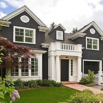 Cottage Home  Ideas, Cottage, home exterior, Graciela Rutkowski Interiors