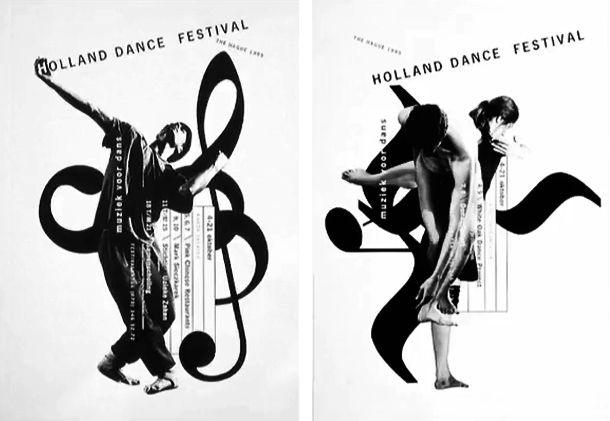 / Gert Dumbar #graphic_design #poster