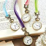 Pocket Watch Bookmark