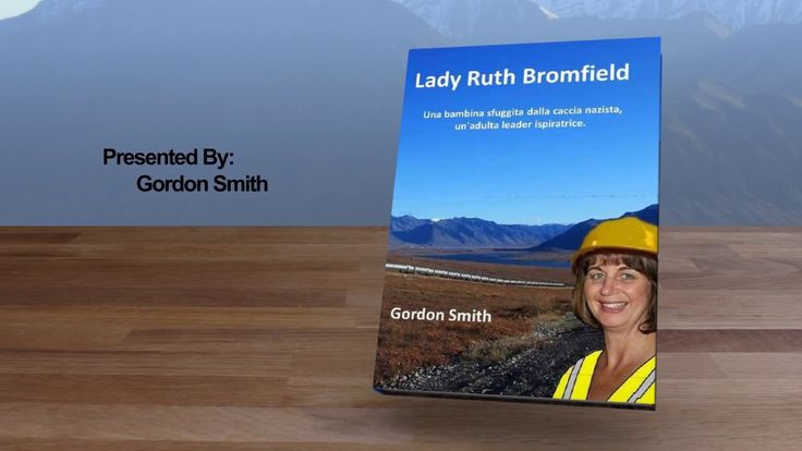 Lady Ruth Bromfield       Italian Book introduction