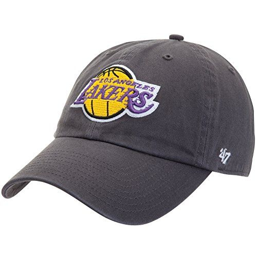 Los Angeles Lakers - Logo Clean Up Adjustable Baseball Cap - http://weheartlakers.com/lakers-caps/los-angeles-lakers-logo-clean-up-adjustable-baseball-cap
