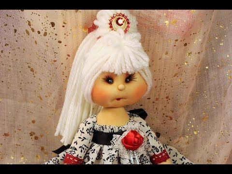 muñeca completa cuarta parte ,manualilolis, video- 50 - YouTube