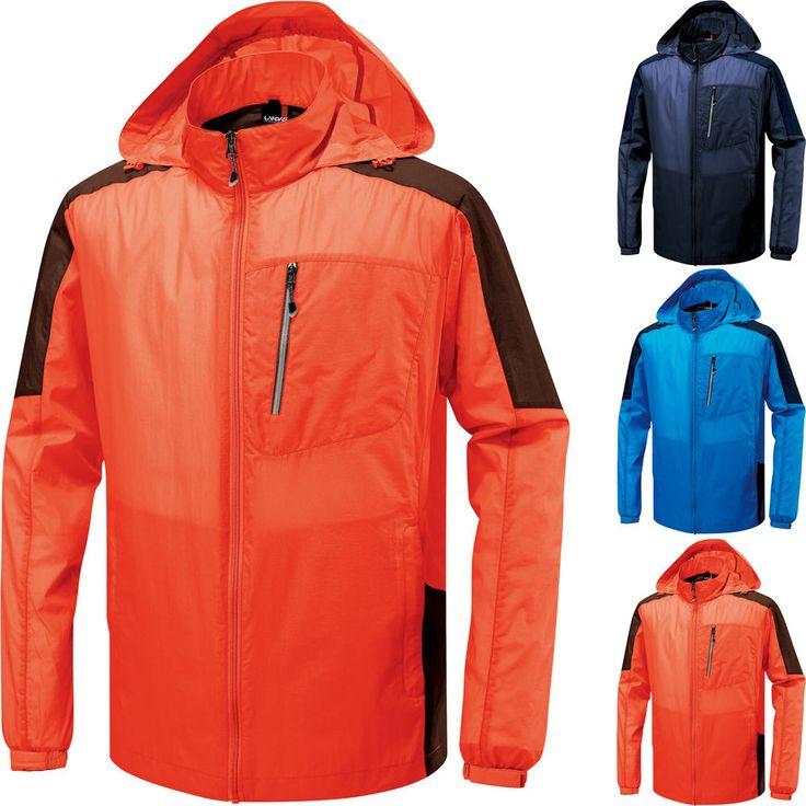 Ultralight Windproof Waterproof Soft Shell Jackets Outdoor Camping Travel Coats #hellobincom #WaterproofWindproof