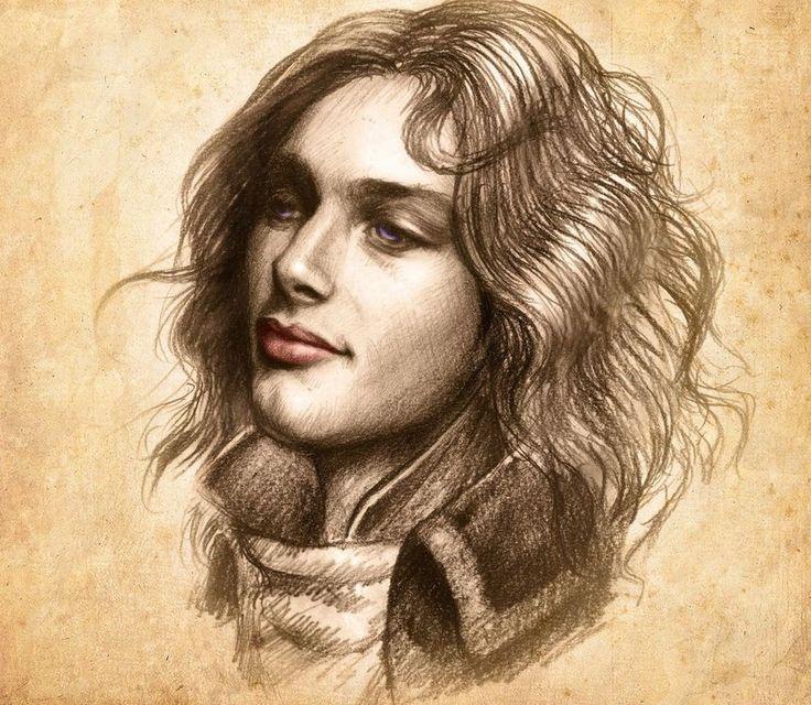 Immortal and charming by Myrskyt.deviantart.com on @DeviantArt