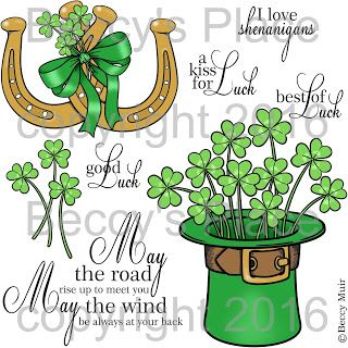 Beccy's Place - Irish Blessings