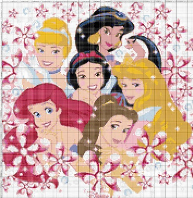 Principesse Disney - Princesses Disney