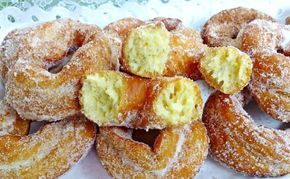 Descubre cómo preparar paso a paso unas deliciosas rosquillas de anís caseras, receta de la abuela. Un postre ideal para Semana Santa.