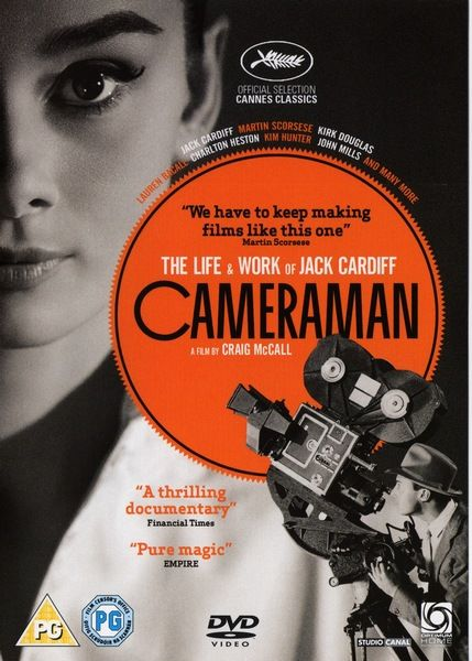 Cameraman The Life and Work of Jack Cardiff (2010)