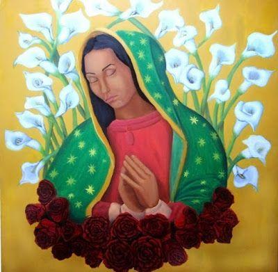 100 imágenes de la Santísima Virgen de Guadalupe - Reina de México y Emperatriz de América - La Guadalupana | BANCO DE IMAGENES (shared via SlingPic)