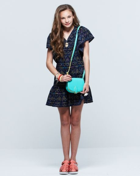 PAVEMENT BRANDS - LEXI DRESS + LILY GYPSY SANDAL