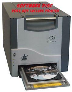 a rimage everest ii iii prism3 cddvd impresora termica completo controladores y software