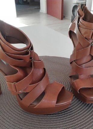 Kaufe meinen Artikel bei #Kleiderkreisel http://www.kleiderkreisel.de/damenschuhe/hohe-schuhe/146003055-high-heels-zara