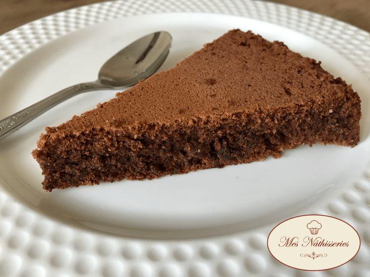 Heute schlage ich Ihnen das köstliche Rezept dieses Schokoladenkuchens vor. …   – Cuisine