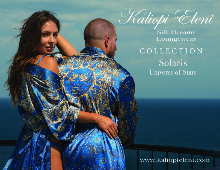 Solaris - Universe of Stars, exclusive Kaliopi art, inspired by the God's, meets Hollywood at the Chinese Theatre Walk of Stars.