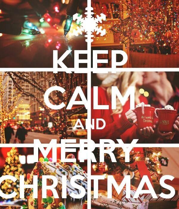 Boldog karácsonyt Mindenkinek! <3