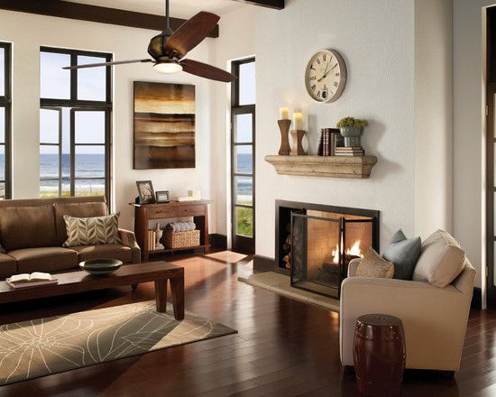 Ventiladores de techo con luz decorar tu casa es - Ventiladores decorativos ...