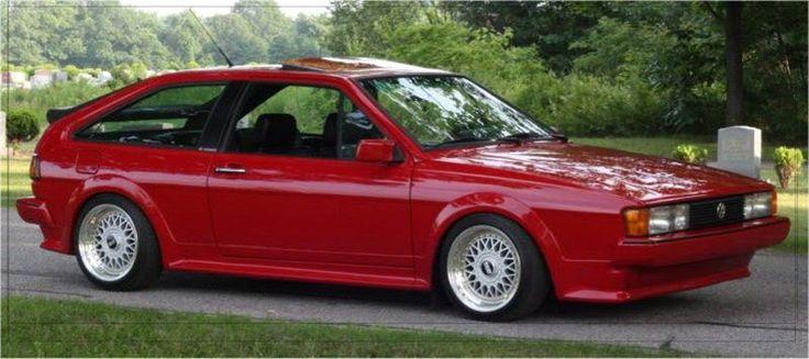 1988 Volkswagen MK2 Scirocco
