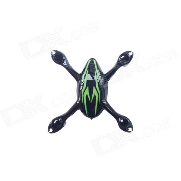 Hubsan X4 H107C FPV R/C Quadcopter H107C Spare Parts Crash Pack - Black + Green - Free Shipping - DealExtreme