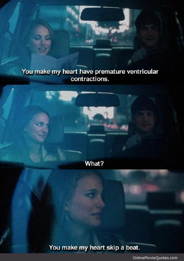 no strings attached romantic comedy #movie #quote