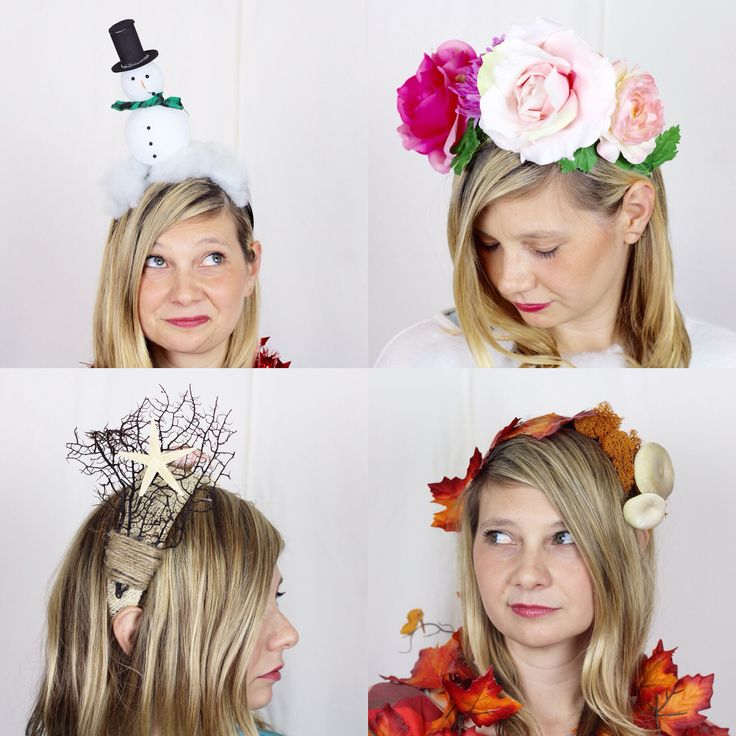 DIY Four Seasons Halloween Costume