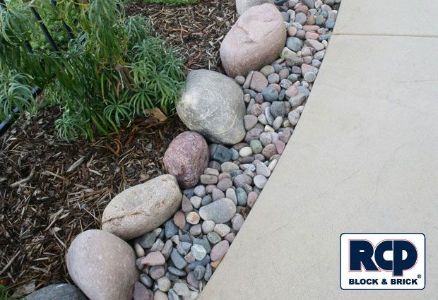 landscaping with rocks and stones | Photo Gallery: Natural Stone Idea Gallery
