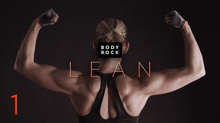 BodyRock Lean   Workout 1 - Shoulders & Back