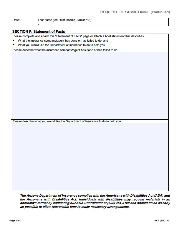 112 best Commissioners Complaint Form By State images on Pinterest - financial ombudsman complaint form