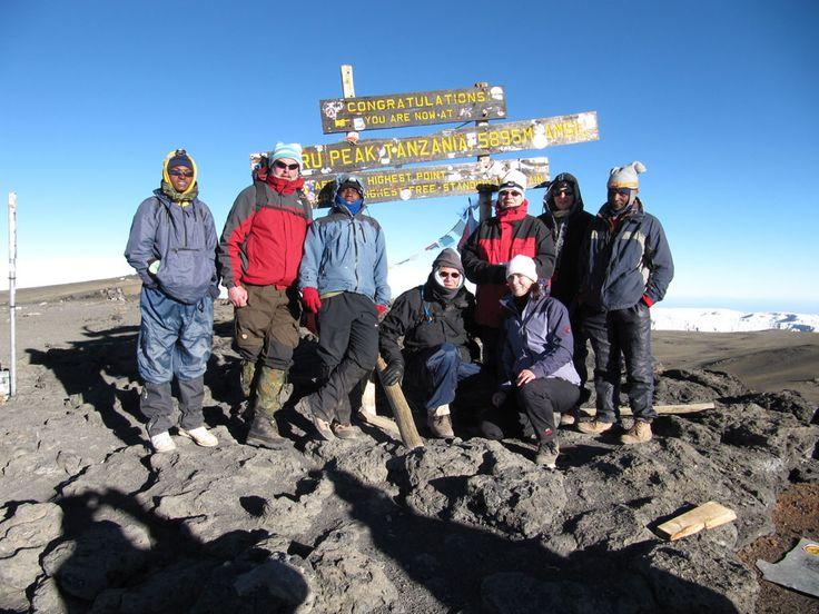 Machame Route - Kilimandscharo Infoguide