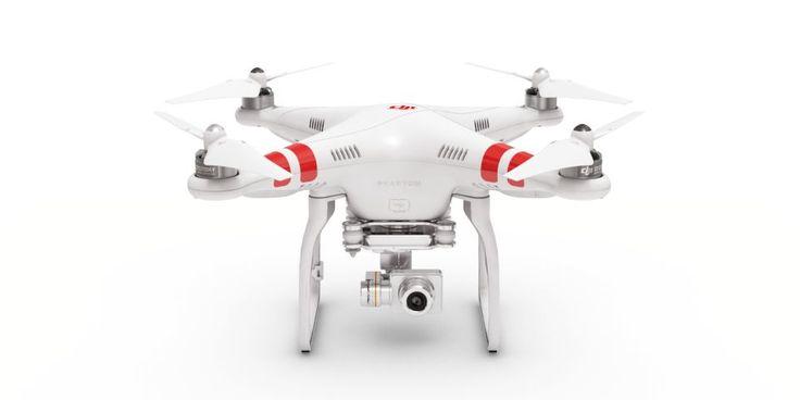 DJI Phantom Vision+ Drone Review @DJIglobal