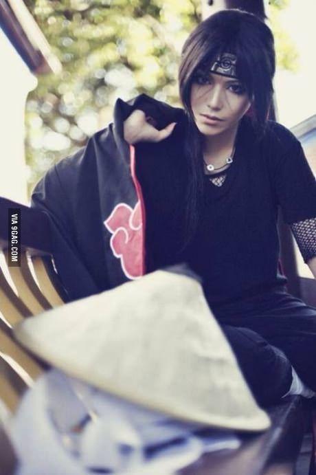 This Real sasuke susano cosplay full happens