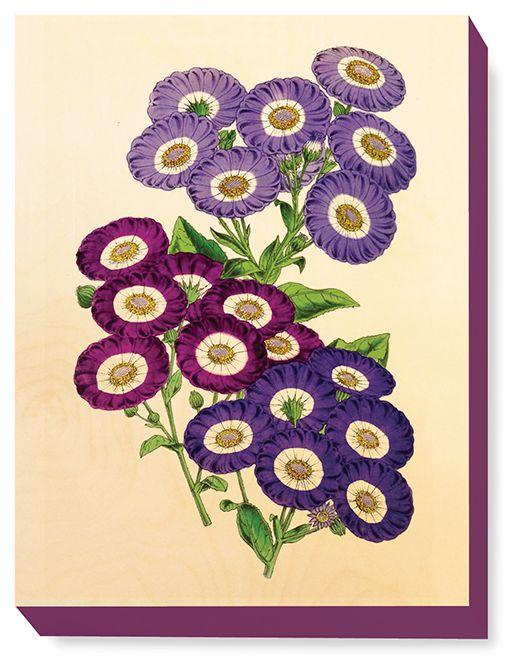 FLW 039 Vintage Flower