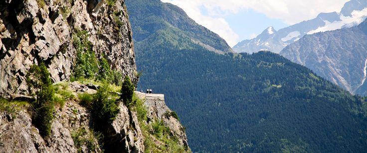Perfectly feasible: 'letape du tour: col du tourmalet #trektravel