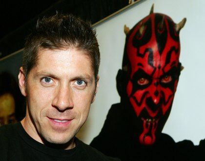 Met Mr. Ray Park, a.k.a. Darth Maul from Star Wars, Episode 1. One of the nicest persons in the world!!! I love this guy, and the character he played!!!