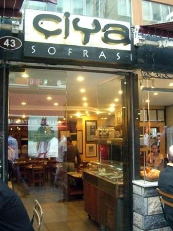 My favorite restaurant...and for thousands of others... Guneslibahce Sokak No. 43A, Kadikoy.