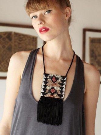 Raissa necklace - Plümo Ltd .......so inspired