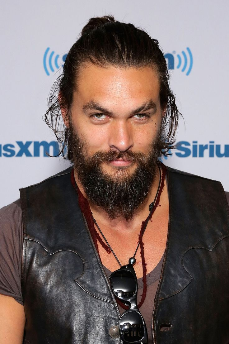 5 Man Buns That Somehow Look Incredible
