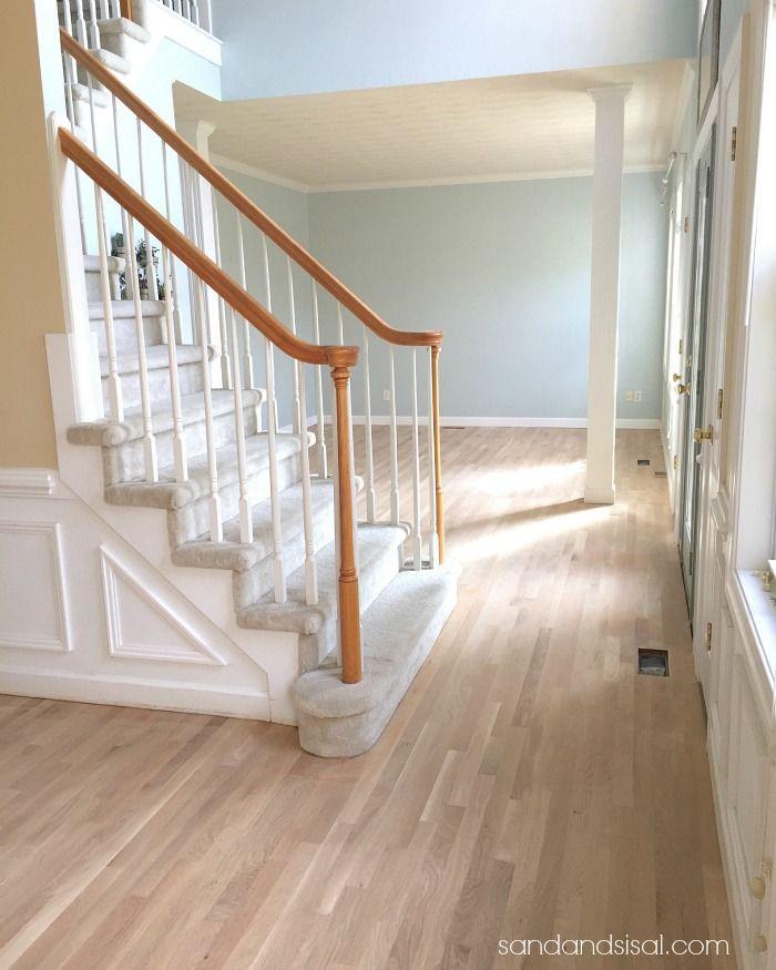 Choosing Hardwood Floor Stains + Gorgeous Floor Inspiration