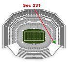 #Ticket  2 tickets USA vs Columbia Copa America Centenario Levis Stadium SEC 231 #deals_us