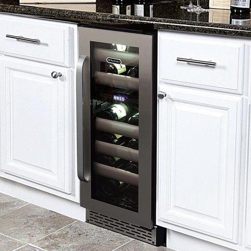 Best 25 Built In Wine Cooler Ideas On Pinterest Wine