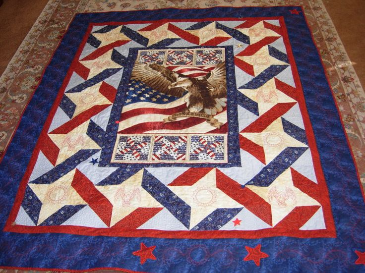 Quilt Patterns For Quilts Of Valor : Quilt of Valor II Quilt ideas Pinterest