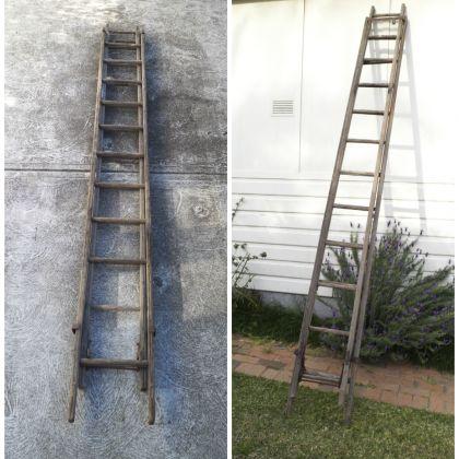 Vintage Extension Ladder