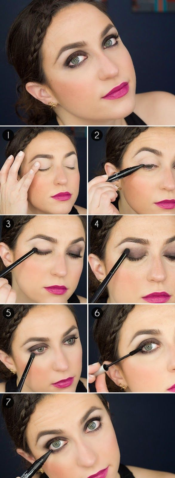 The World's Easiest Smokey Eye Tutorial (I Promise)