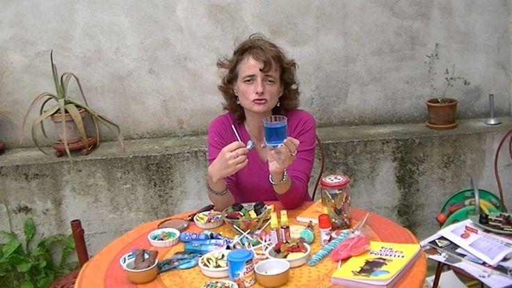 """""""Les immangeables : La vérité sur les bonbons"""" avec Corinne GOUGET"""