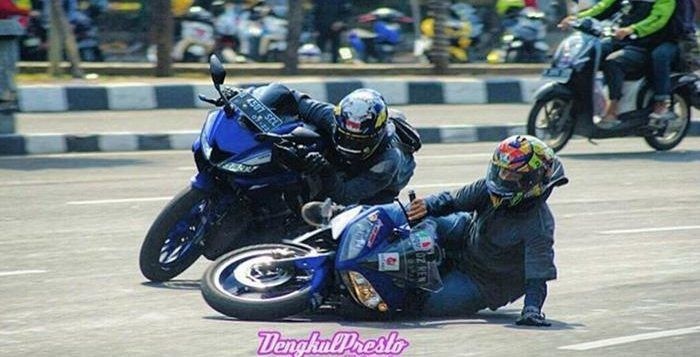 Ini Teknik Menikung MotoGP, Jangan Asal Agar Selamat