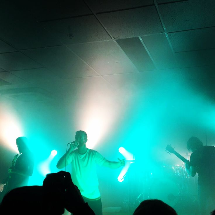 Karnivool - ANU Bar Canberra - 15/06/15. Ian Kenny just gets better an better, amazing music, such a great gig.
