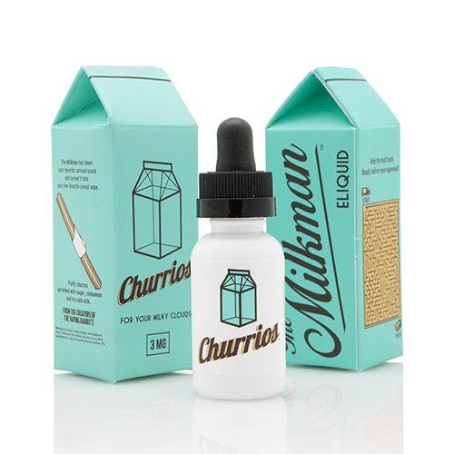 The Milkman Churrios 0mg 2500р. в Babylon Vape