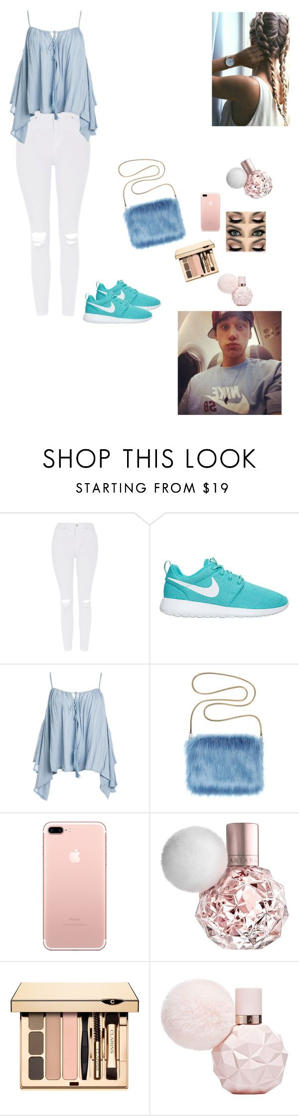 """""""Theme park date with Luke"""" by sophiehemmings18 ❤ liked on Polyvore featuring Topshop, Sans Souci and Brooks"""