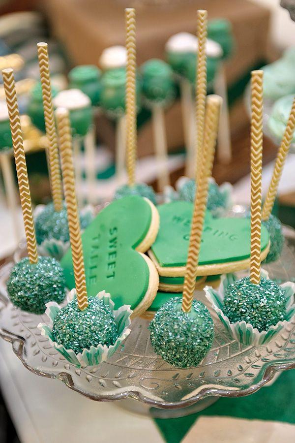 Galletas verdes