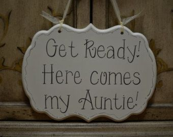 Here comes the love of your life... Wedding Sign / by kimgilbert3
